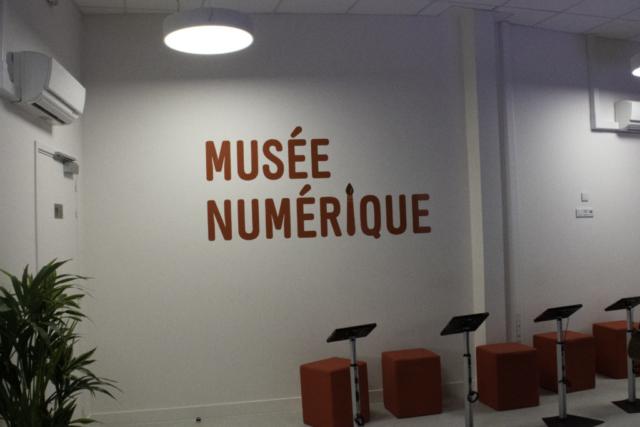 Musée numérique